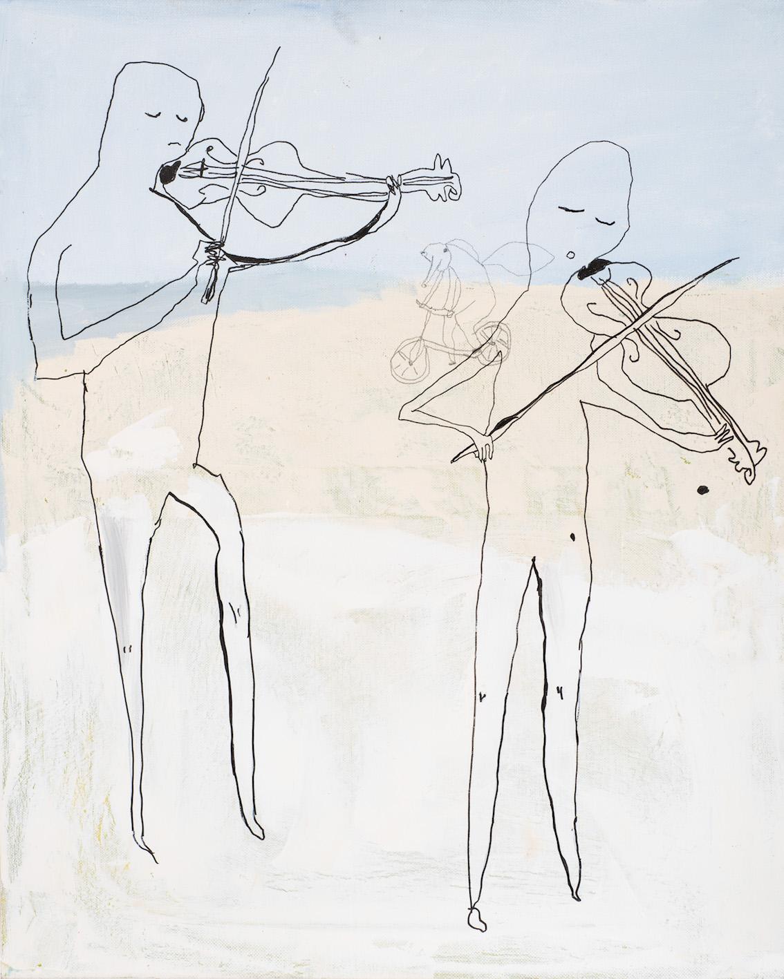 violins kopia